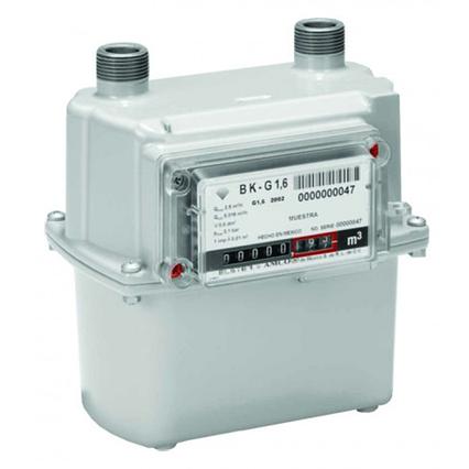 Газовый Счётчик Мембранного Типа Elster BKТ G-1,6 Узкий