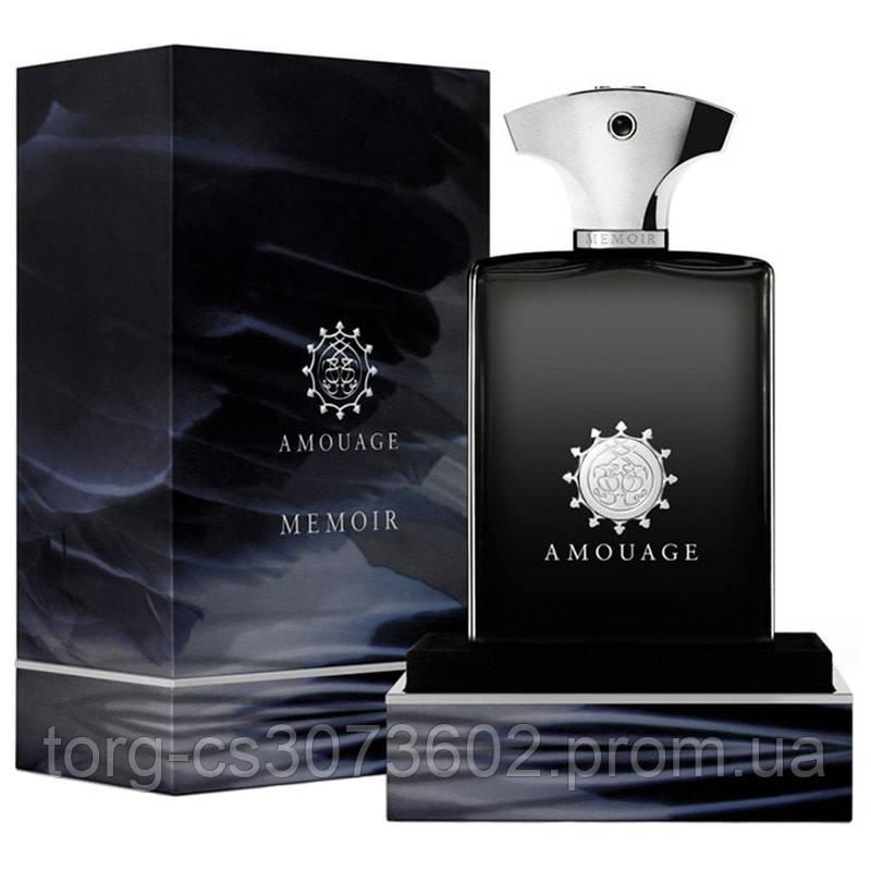 Amouage Memoir Man, мужская парфюмированная вода, 100 мл.