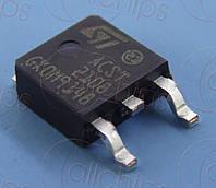 Тиристор 800В 2А ST ACST210-8BTR DPAK
