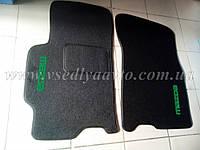 Ворсовые коврики передние MAZDA 626 GE с 1992-1997 гг.