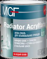 Акваэмаль для отопительных приборов MGF 0,75 л