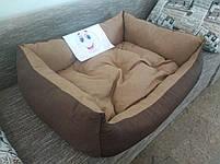 Диван лежанка Premium для больших собак всех  100 х 80 см.Лежанка,Лежаки,лежак,лежак для кошки,лежак, фото 5