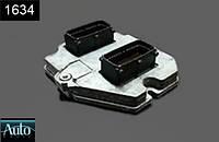 Электронный блок управления (ЭБУ) Opel Astra H Zafira H 1.8 16V 04-12г (Z18XE / Z18XEP), фото 1