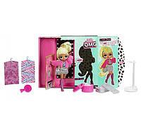 Модные фэшн-куклы Lol Surprise O. M. G. Lady Diva  старшая сестра Diva