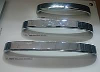 Ручка меблева скоба Virno Lines 403/160,192, 224 хром