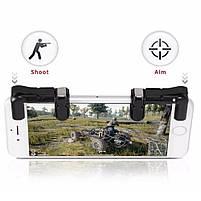 Триггеры для телефона PUBG Mobile L1R1 3D (iOS, Android) Black, фото 8