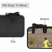 Триггеры для телефона PUBG Mobile L1R1 3D (iOS, Android) Black, фото 9