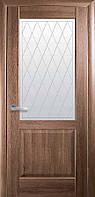 Двери Новый стиль Эпика Р2 золотая ольха