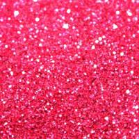 Сухие блестки, цвет розовый, 10 г, 0,2 мм