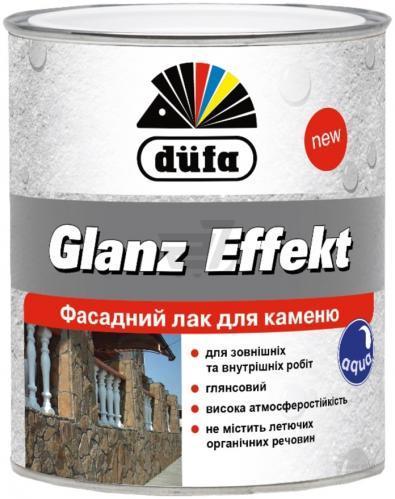 Лак по камню Dufa Glanz Effect 2.5л