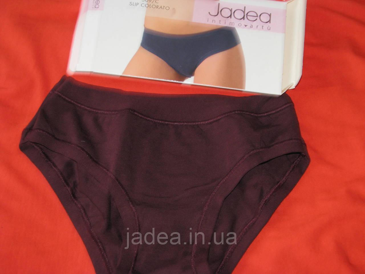 Jadea 509, трусики слип средняя посадка jadea 509  bordeaux, Италия