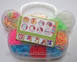 Резиночки для плетения браслетов 4871