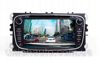 Штатна автомагнітола ANDROID 9.0 Ford Mondeo MK4 2007-2015