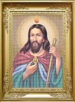 """Заготовка для вишивки бісером """"Святий Апостол Юда-Тадей"""" КРМ-3 (Княгиня Ольга)"""