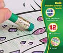 Карандаши цветные стирающиеся Крайола Crayola, фото 6