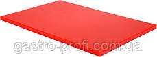 Доска разделочная 600x400x(H)20 мм красного цвета YatoGastro YG-02180