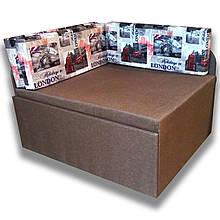 Дитячий Диван-Кубик Лондон ліжко малютка