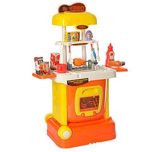 """Игровой набор """"Кухня в чемодане на колесах"""" W808, фото 2"""