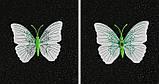 Набор декоративных бабочек - 12шт., фото 3