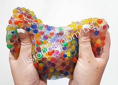 Шарики орбиз для слаймов – 500 штук, гидрогель для слаймов, Orbeez slime, антистресс