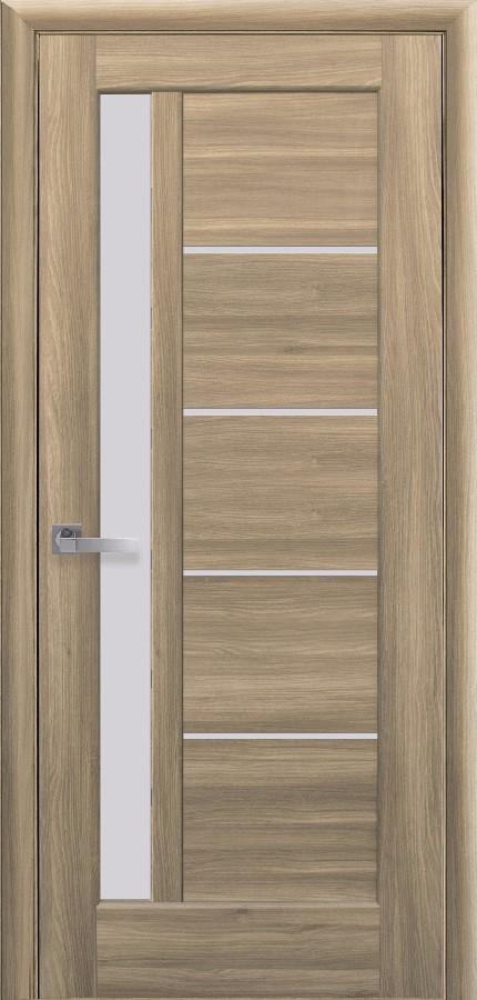Двери Новый стиль Грета ПО золотой дуб