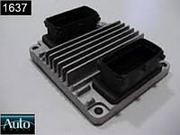 Электронный блок управления (ЭБУ) Opel Vectra B Astra G Zafira A 1.4 1.6 16V 95-02г (X14XE / X16XE / X16XEL), фото 1