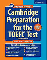 Cambridge Preparation for the TOEFL Test with Online Practice Tests