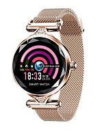 Смарт-часы H1 smartwatch gold original