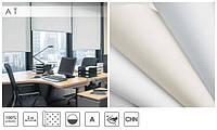 Рулонная штора Мини Беста полупрозрачная ткань АТ, фото 1