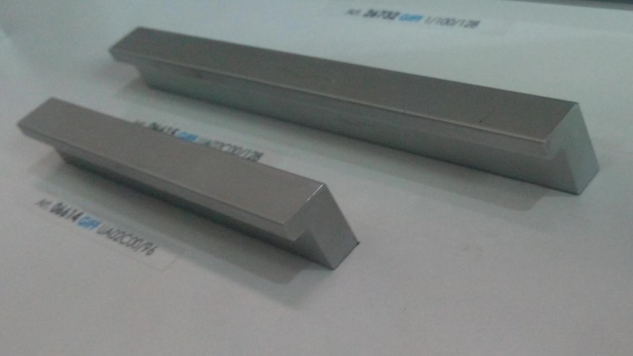 Ручка меблева профільна GIFF UA02C00 алюміній