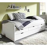 Кровать из бука с гарантией от производителя (эко товар) + дополнительное спальное место!, фото 4