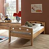 Кровать из бука с гарантией от производителя (эко товар), фото 2