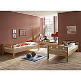 Кровать из бука с гарантией от производителя (эко товар), фото 3
