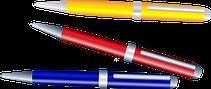 Ручки, маркеры, корректоры