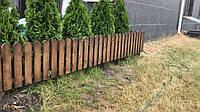 Деревянный забор декор 2х50см