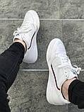 Мужские кроссовки adidas Continental 80 (Адидас Континенталь 80) Белые, фото 3