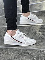 Мужские кроссовки adidas Continental 80 (Адидас Континенталь 80) Белые, фото 1