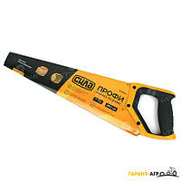 Ножовка по дереву 450 мм с пластиковой 2-х компонентной рукояткой | СИЛА 320504