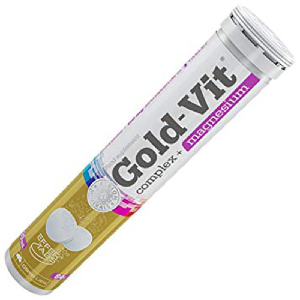 Gold-Vit complex+magnesium (20 tab, orange) OLIMP