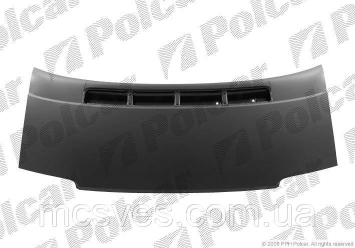 Капот Polcar VW transporter T4 прямая морда