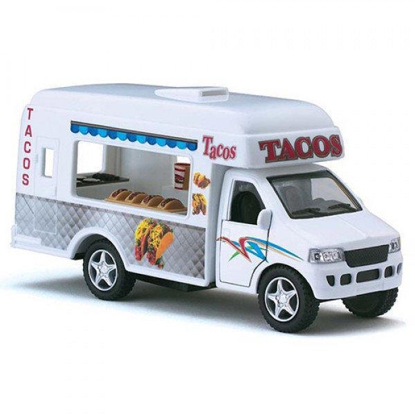 Коллекционная машинка фургон Tacos 5255