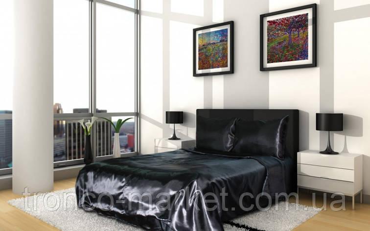 Двойной постельный комплект A0014 (атлас), фото 2