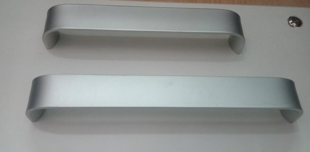 Ручка меблева профільна GIFF 1/232 алюміній