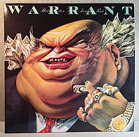 CD диск Warrant - Dirty Rotten Filthy Stinking Rich, фото 1