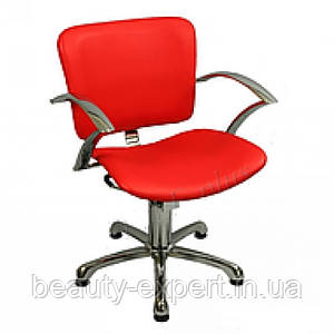 Парикмахерское кресло для клиента с регулировкой высоты  ZD-303A