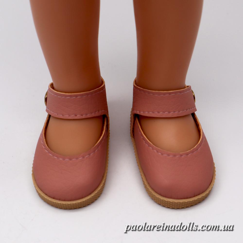 Туфли с ремешком для кукол Паола Рейна