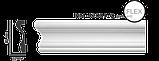 Молдинг для стен, гладкий, Classic Home HM-42085 , лепной декор из полиуретана, фото 2