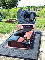 Памятник гранітний ангел