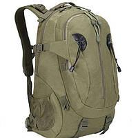 Рюкзак нейлоновый, крепкий, для туризма, охоты, рыбалки Molle Assault A57 олива, 40 л