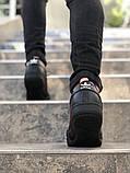 Чоловічі кросівки adidas Continental 80 (Адідас Континенталь 80) Чорні, фото 2
